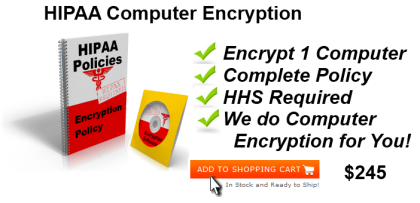 HIPAA Encryptions Policy
